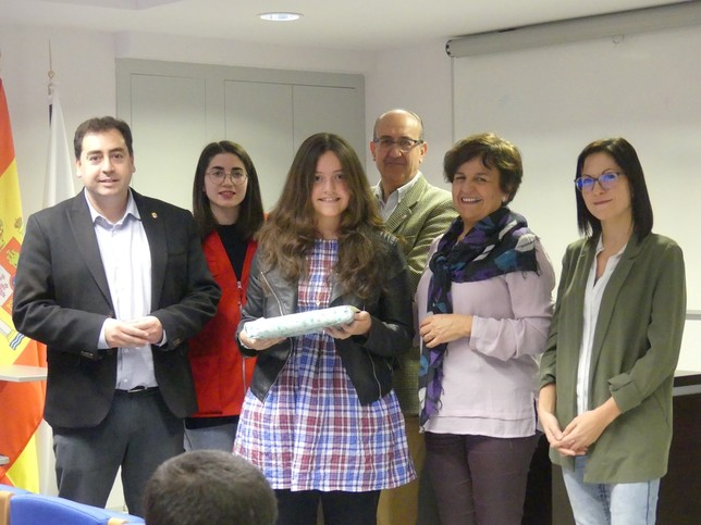 Cruz Roja entrega los premios del III Concurso de Dibujo