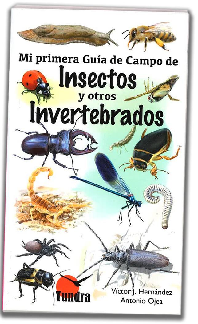 Portada de la guía de insectos de Tundra