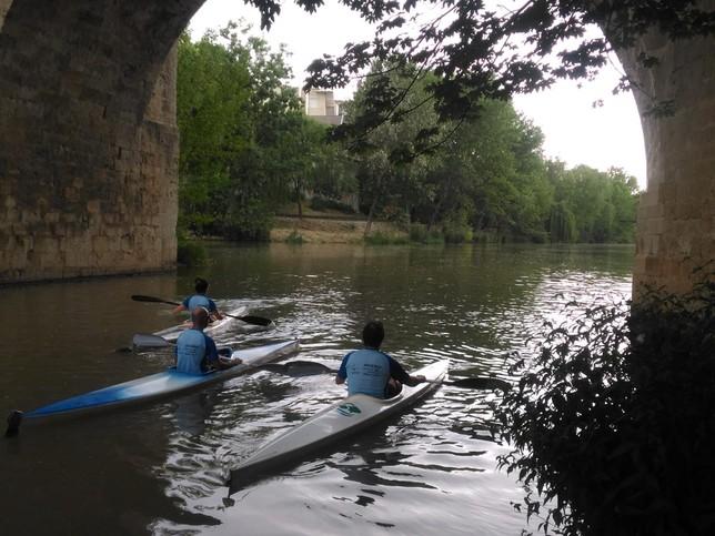 La limpieza de los ríos, en manos de colectivos vecinales