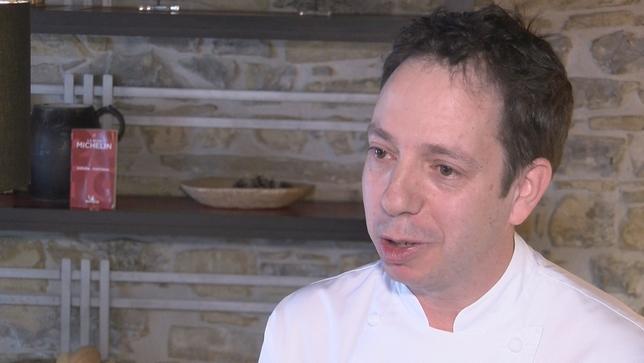 Segunda estrella Michelín para un Chef que quiere más