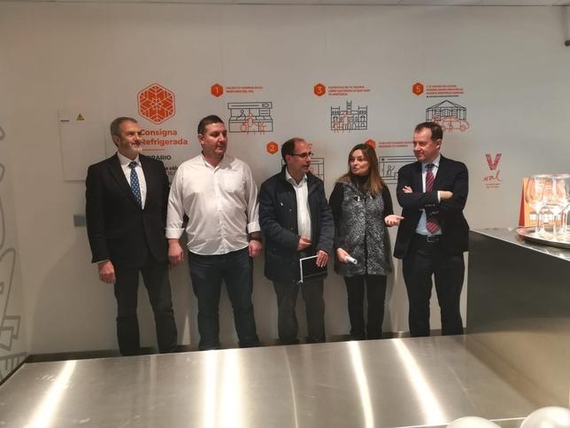 El Mercado del Val inaugura a consigna refrigerada
