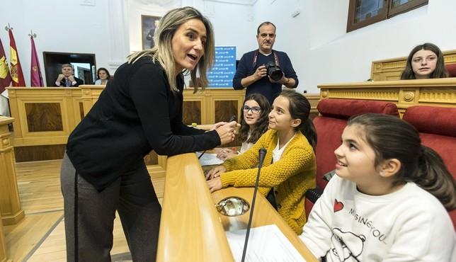 Lo que quieren los niños en Toledo David Pérez
