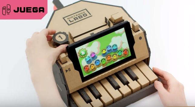 Nintendo sorprende de nuevo fusionando lo físico, con lo digital