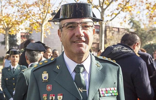 El Jefe De La Comandancia Asciende A Coronel La Tribuna De Ciudad Real
