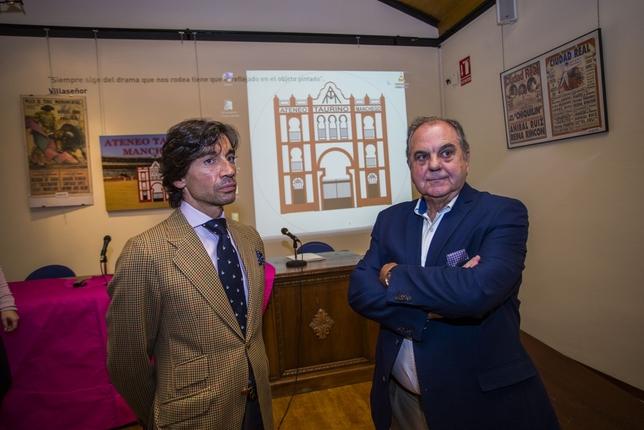 El Ateneo premia la faena de Ruiz Rueda Villaverde