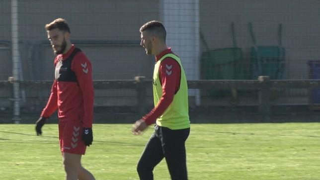 Oier es el segundo capitán de Osasuna por detrás de Miguel Flaño. Roberto Torres es el tercero NATV