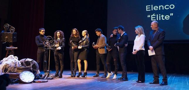 Toledo cierra la décima edición del Cibra con tonos violeta Yolanda Redondo