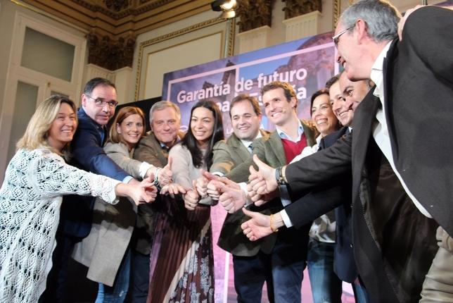 Núñez avanza su primer decálogo de propuestas si gana