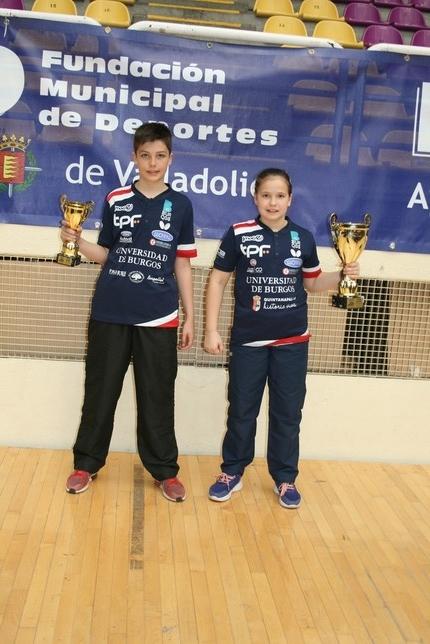 Castilla y León finaliza con dos podios el Torneo Estatal