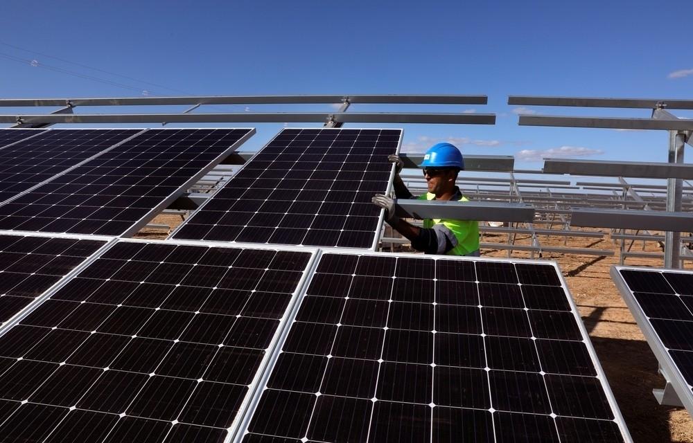 Iberdrola inicia los trámites de sus nuevas plantas solares