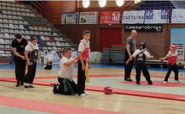 El I Torneo Shaolin Center reúne a más de 200 deportistas