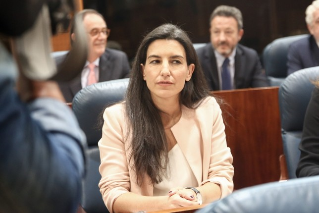 Vox rompe con el PP en Madrid hasta definir las concejalías