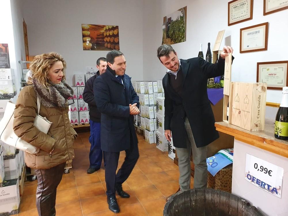 Diputación promocionará los productos agroalimentarios