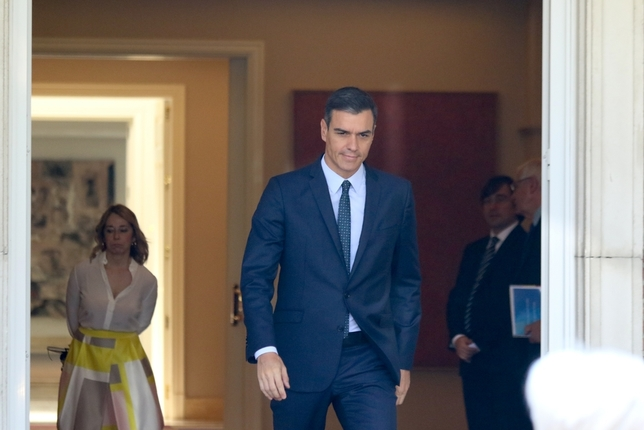 Sánchez niega presionar a Iglesias para llegar a un acuerdo