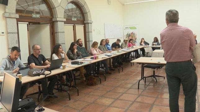 Seminario del Club Ecoturismo de España Paqui Cuerdo
