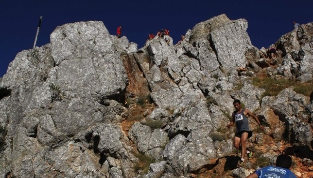 Más de 200 inscritos en la Subida a Pico de Navas
