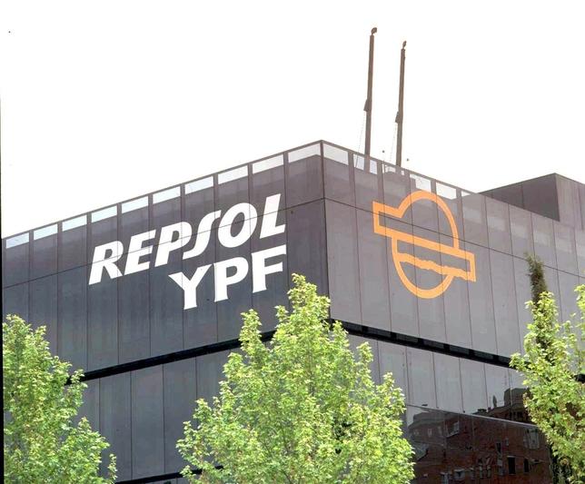 Repsol gana 2.341 millones de euros en 2018