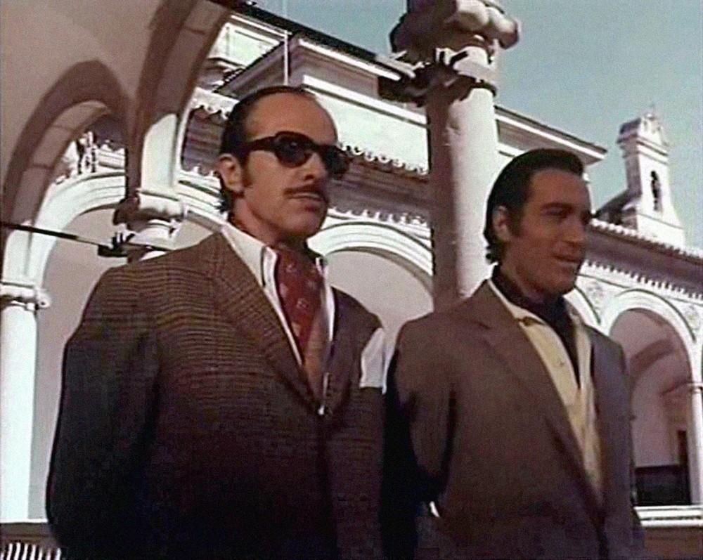 El duque de Rotenrier (Ángel Picazo), de nuevo en Tavera, es el villano del film.