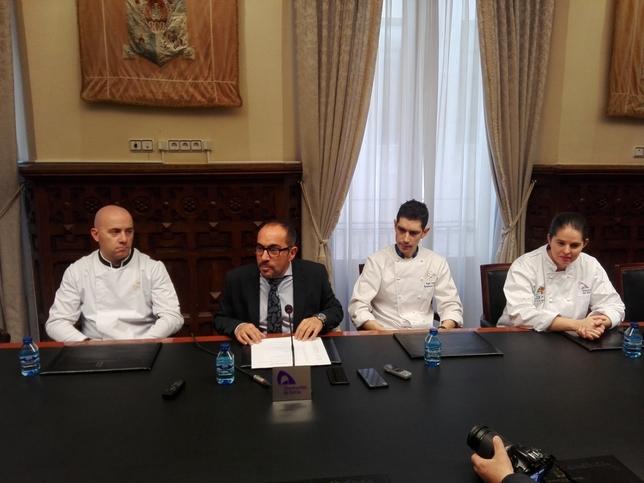La gastronomía soriana regresa a Madrid Fusión
