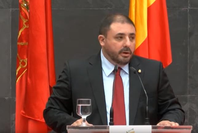 Hualde destaca el diálogo y los pactos esta legislatura