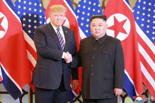 Trump y Kim Jong-un cierran otra cumbre sin acuerdo