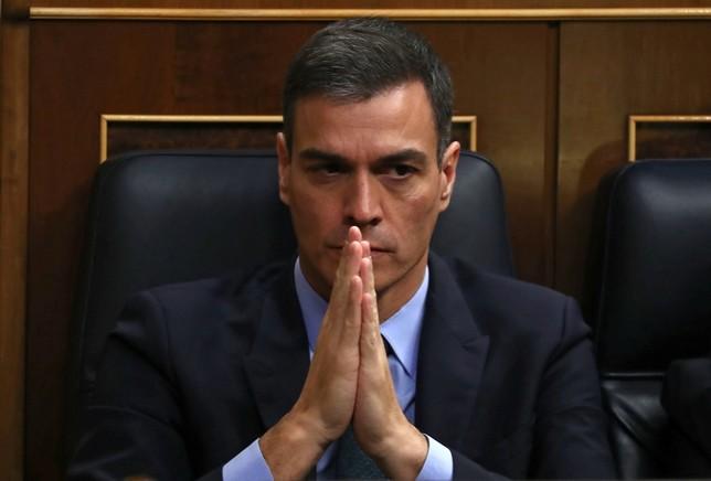 El Congreso rechaza los Presupuestos SERGIO PEREZ