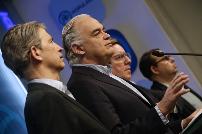 Expulsan de Venezuela a una delegación del PP europeo Javier Lizón
