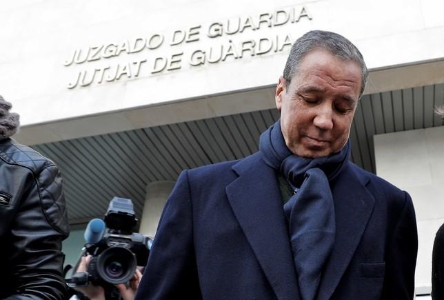 Zaplana reitera que no firmó contratos fraudulentos Manuel Bruque
