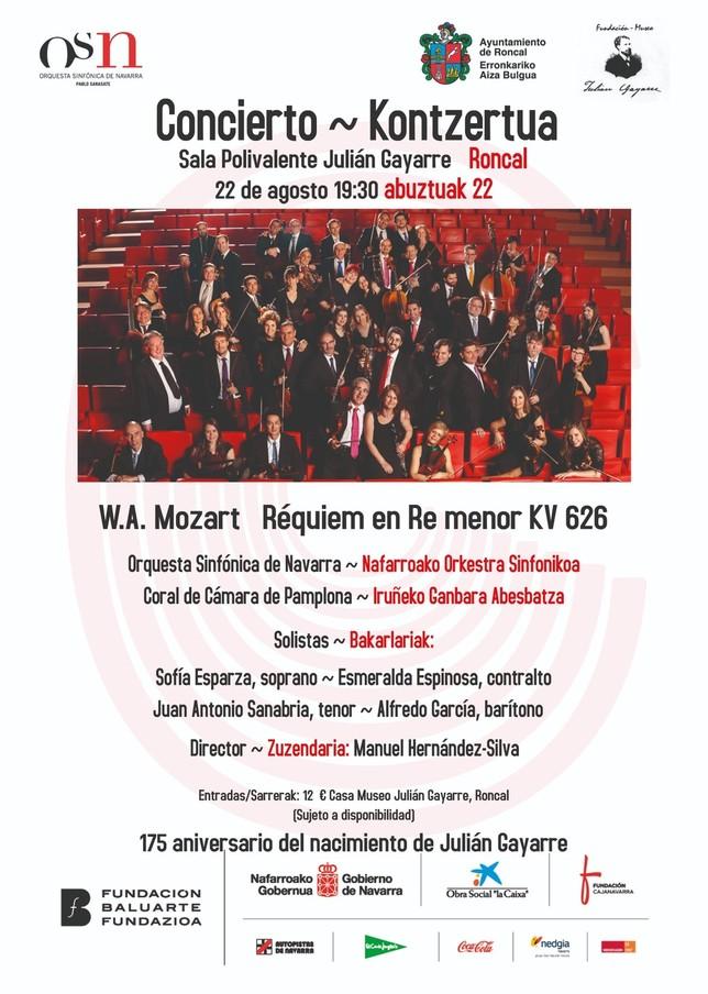 La Orquesta Sinfónica rinde mañana homenaje a Julián Gayarre
