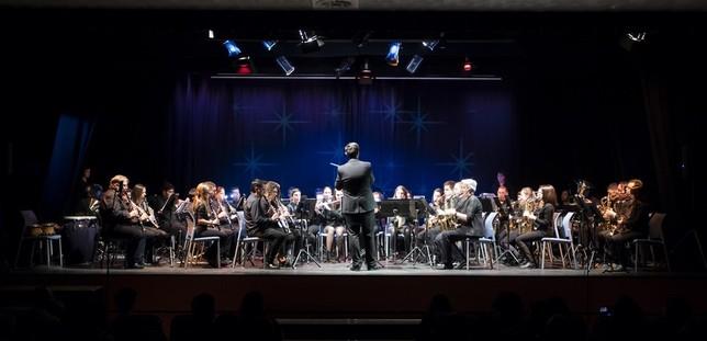 La Banda de la Escuela de Música se estrenará con la Virgen