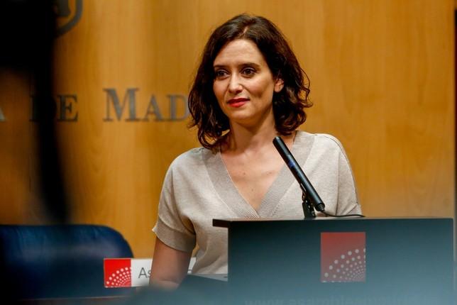 Ayuso y Aguado confirman el sí a Vox en Madrid