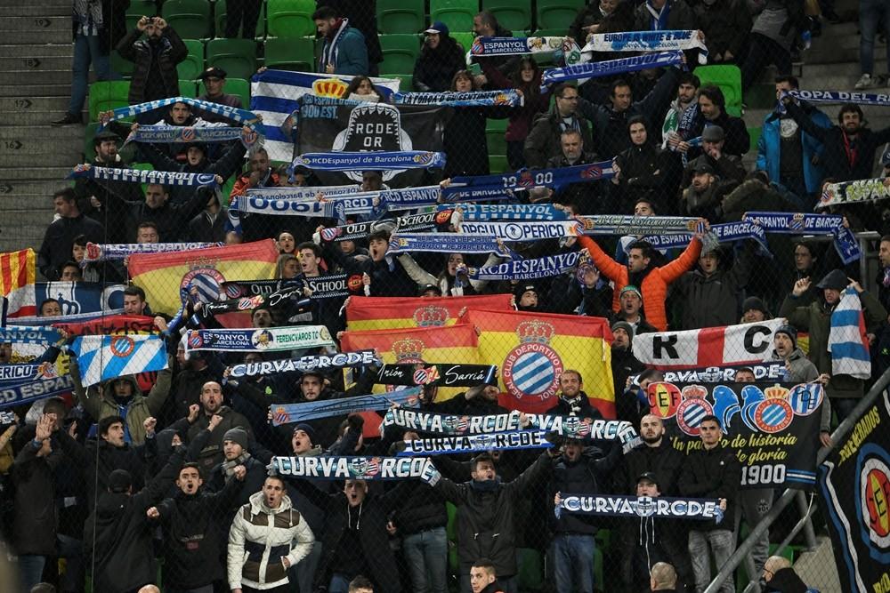 El Espanyol empata sobre la bocina contra Ferencvaros