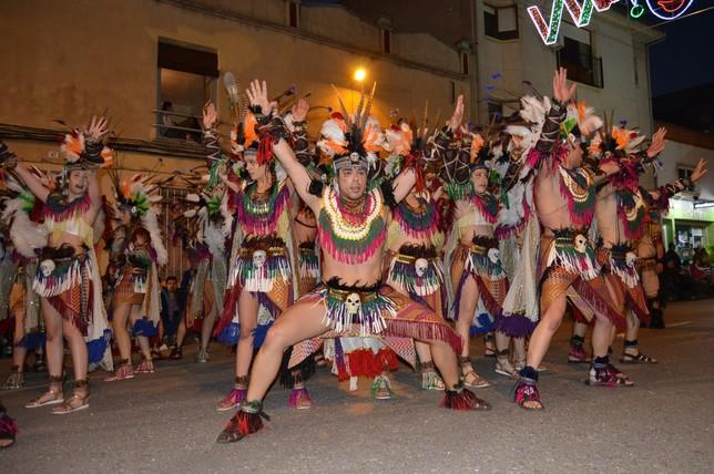 Tripi Taka y Jara y Pedal los primeros del Carnaval