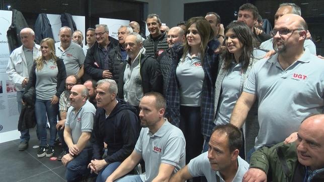 UGT y CCOO incrementan su mayoría en el Comité de VW Navarra