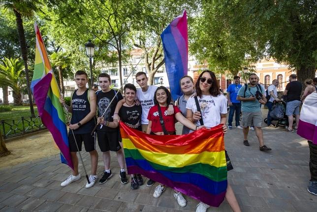 El orgullo más joven pide leyes Lgtbi más cercanas