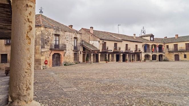 Pedraza y Coca, 'los pueblos más bellos de Castilla y León'