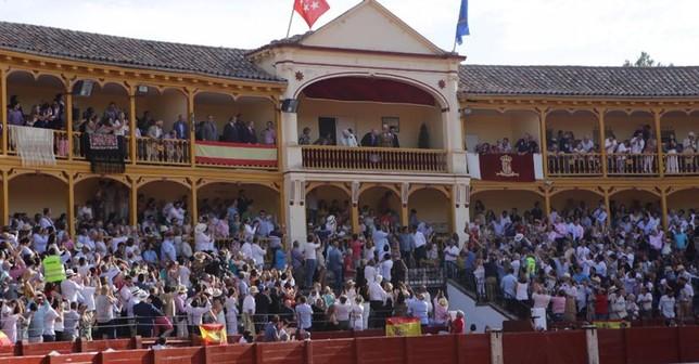 El rey emérito pone en pie Aranjuez