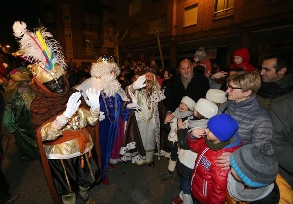 Pajarillos celebra su Cabalgata sin camellos