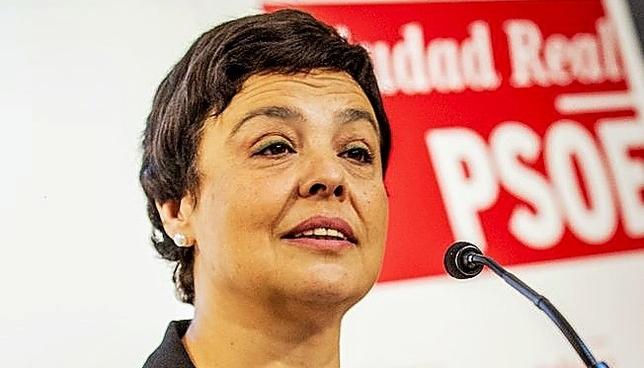 Pilar Zamora, alcaldesa en funciones de Ciudad Real. Pablo Lorente
