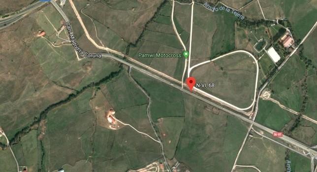Un fallecido en un accidente de tráfico en El Espinar