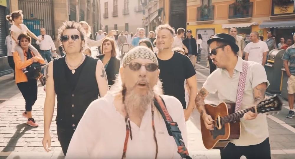 Videoclip 'El Drogas'
