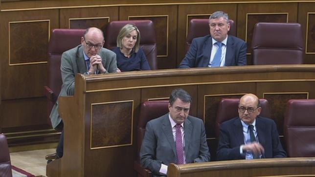PSN critica que Barkos use al PNV para negociar con Madrid