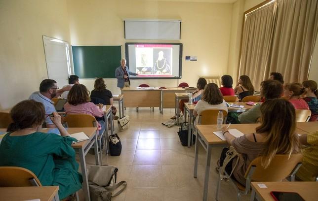 Los Cursos De La Uned Superan Los 400 Alumnos En Avila Noticias Diario De Avila