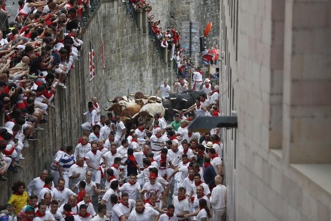 Las mejores imágenes del día de san Fermín