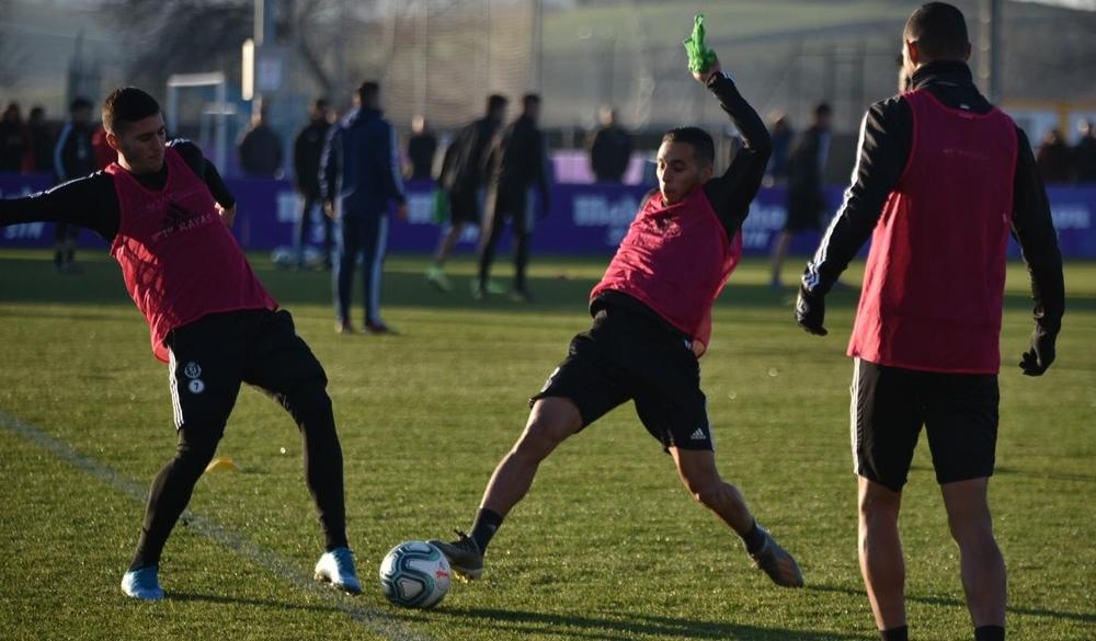 El Real Valladolid vuelve a los entrenamientos.
