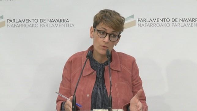 PSN lamenta que la alianza anti-PSOE tumbe los Presupuestos