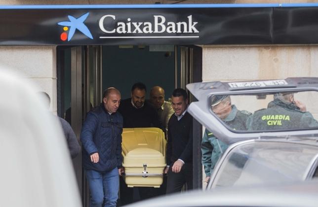Pide 42 años de cárcel por matar al director de una entidad RUEDA VILLAVERDE