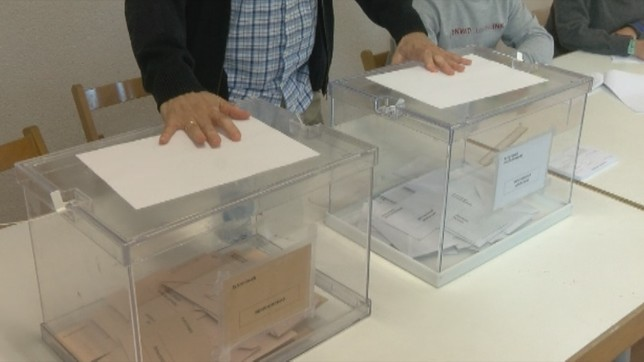 Más de 500.000 electores navarros están llamados a las urnas