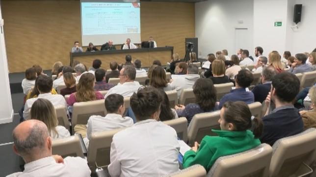 El Sindicato Médico Navarro exige solución a sus problemas