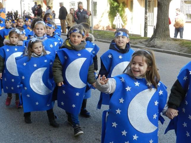 Más de mil niños en el Martes de Carnaval de Tarancón